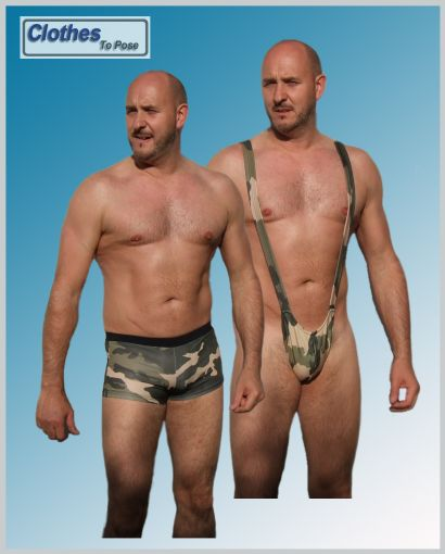 Mankini Bundles
